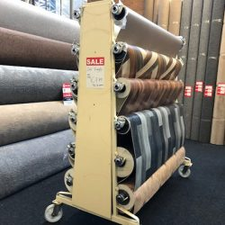 Large selection of Carpets & Cushion Vinyl Floorings